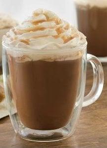 Starbucks Salted Caramel Hot Chocolate | Creative Culinary
