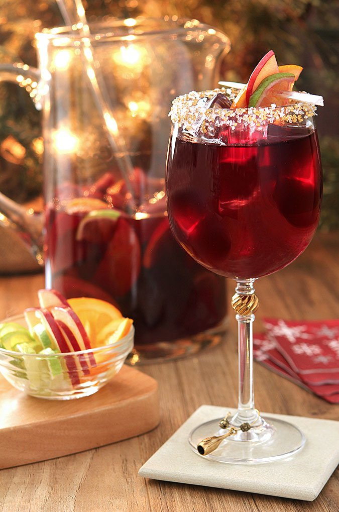 Hornitos Spiced Honey Tequila Sangria