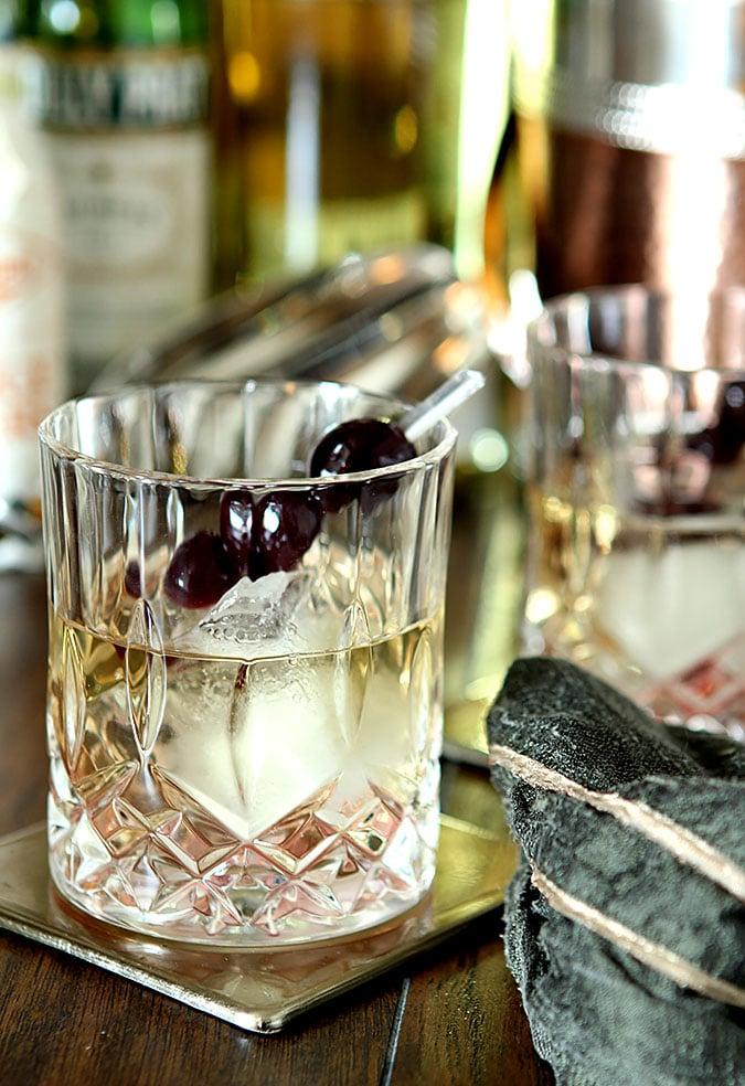Manhattan with Codigo Tequila