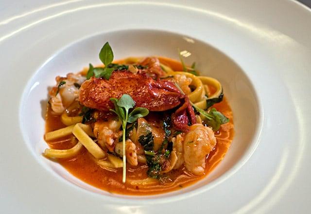 Lobster Fra Diavolo-pasta