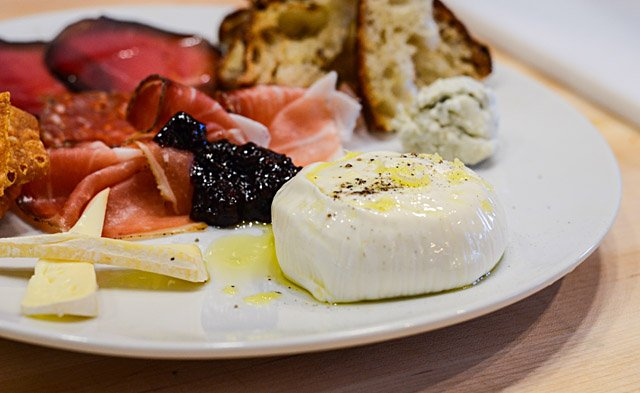 Salumi & Cheese Plate