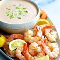 Shrimp Cocktail Louis