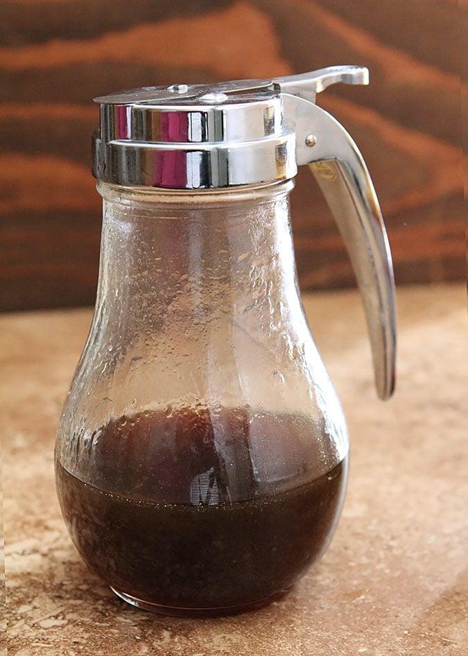 Applejack Syrup