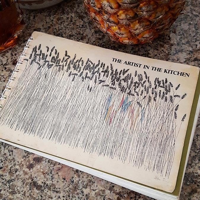 Artist in the Kitchen - St Louis Art Museum Cookbook