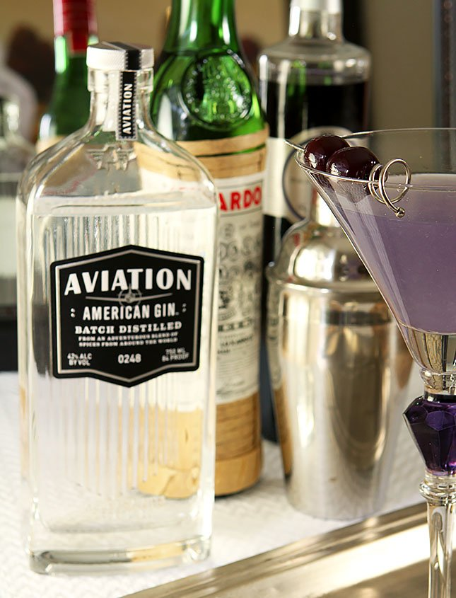 Aviation Cocktail - Creative Culinary