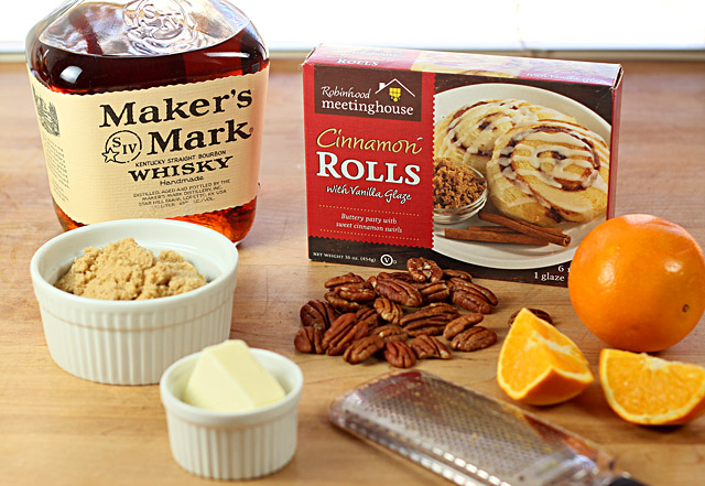 bourbon-orange-cinnamon-rolls-ingredients