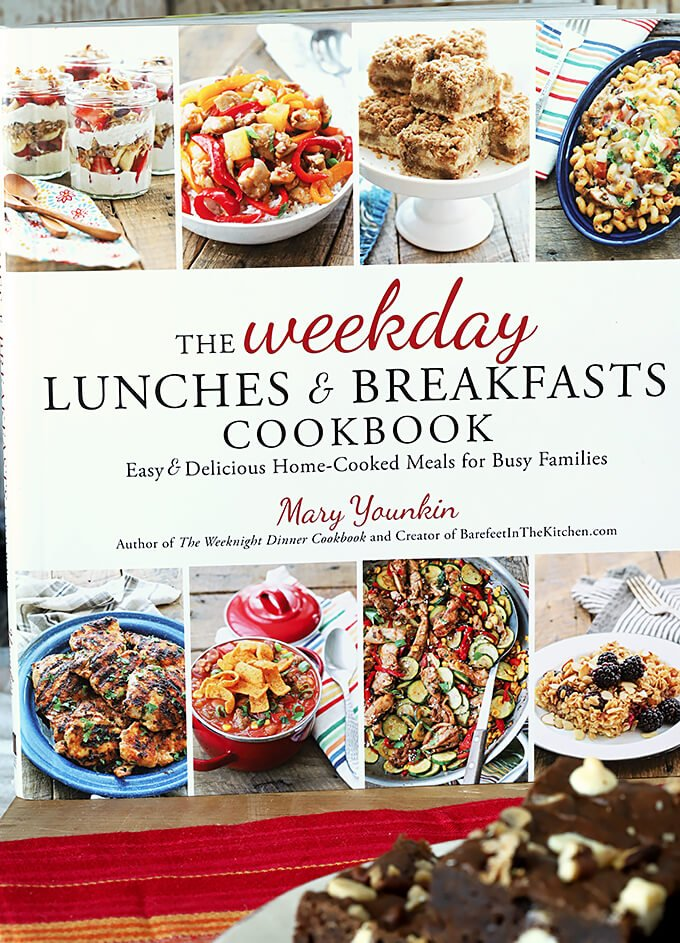 Weekday Lunches and Breakfasts Cookbook