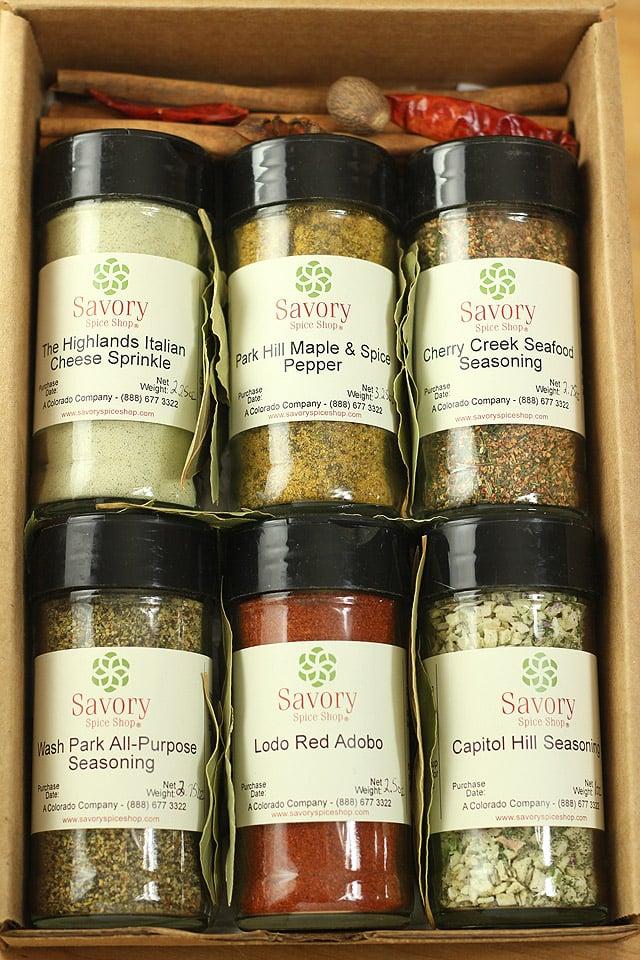 Savory Spice Shop Spice Gift Set