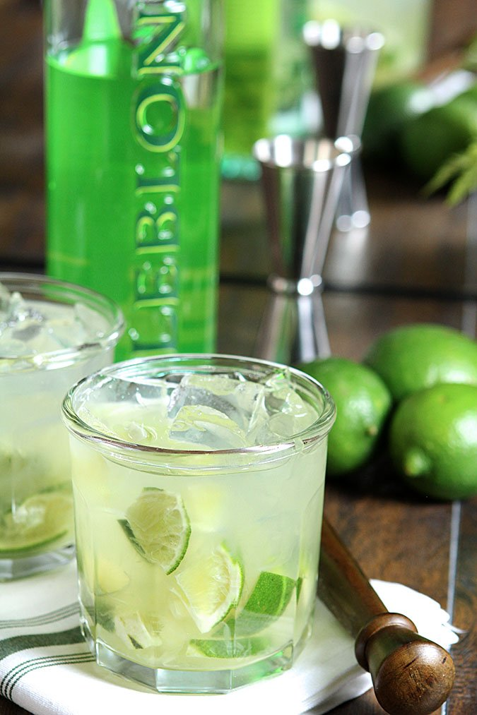 The Caipirinha Brazil S Signature Cocktail Creative Culinary