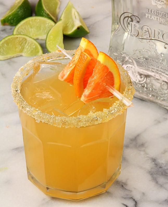 Cara Cara Orange Margarita