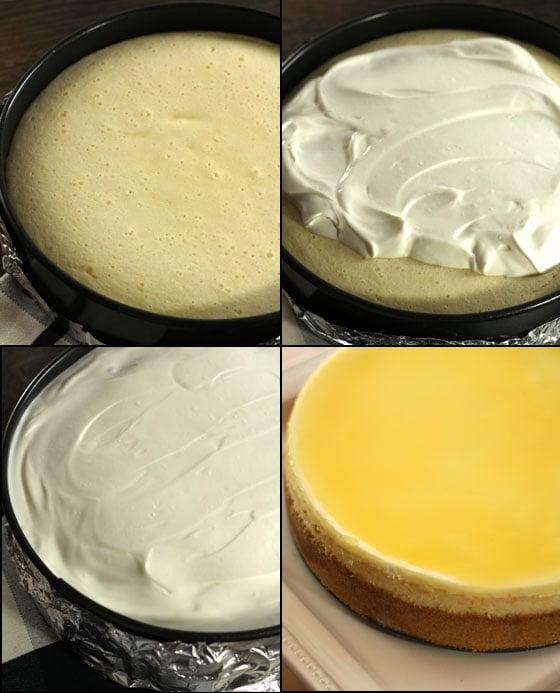Luscious Lemon Cheesecake Creative Culinary