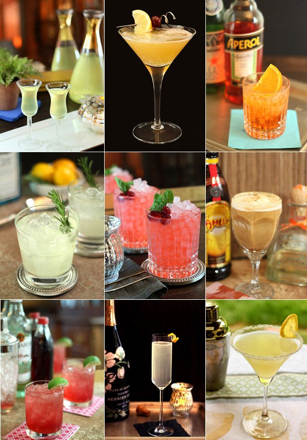 A Year of Friday Cocktails