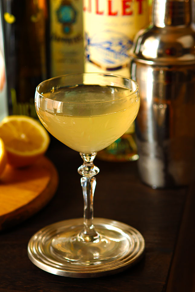 Corpse Reviver №2 on Silver Coaster