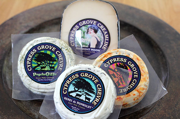 Cypress Grove Goat Cheeses