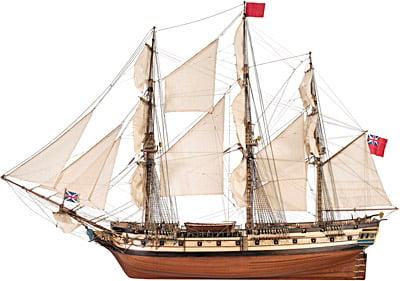 English Sailing Vessel