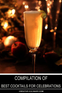 Best Cocktails for Celebrations Featuring the French 75 Champagne Cocktail