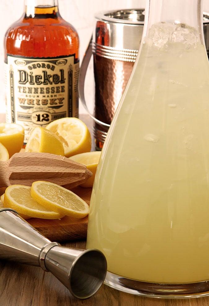 George Dickel Lemonade Cocktail