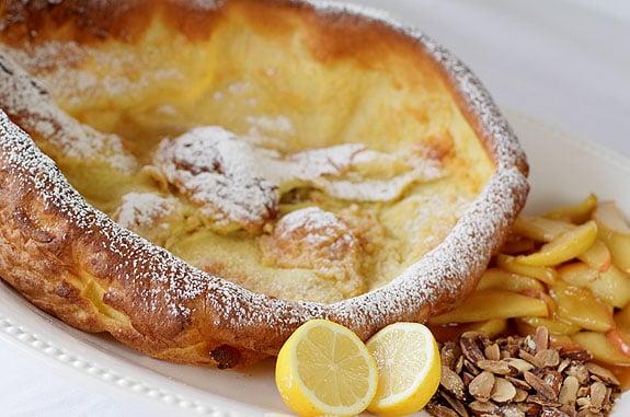 German Pancake (Dutch Baby)