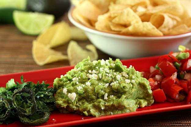 The Best Guacamole