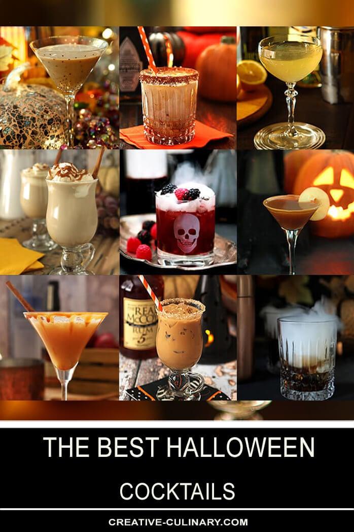 Best Halloween Cocktails 2020