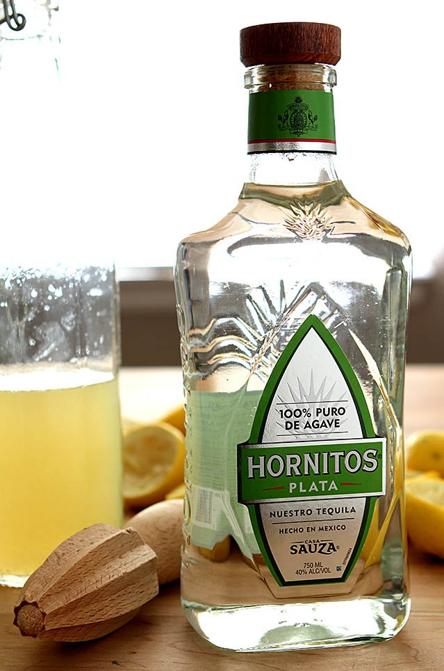 Hornitos Tequila for Lemonade | @creativculinary