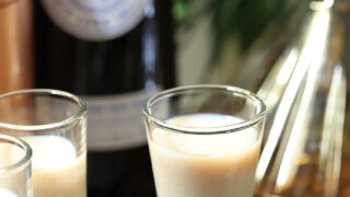 Irish Cream with Irish Whiskey Cocktail - The Toast