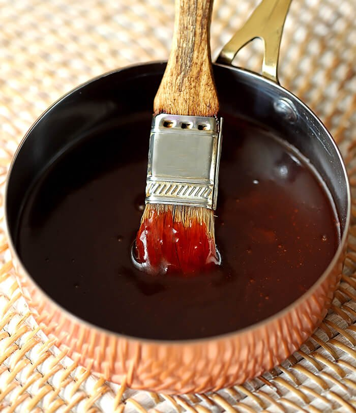 Gochujang Glaze for Korean Meatballs
