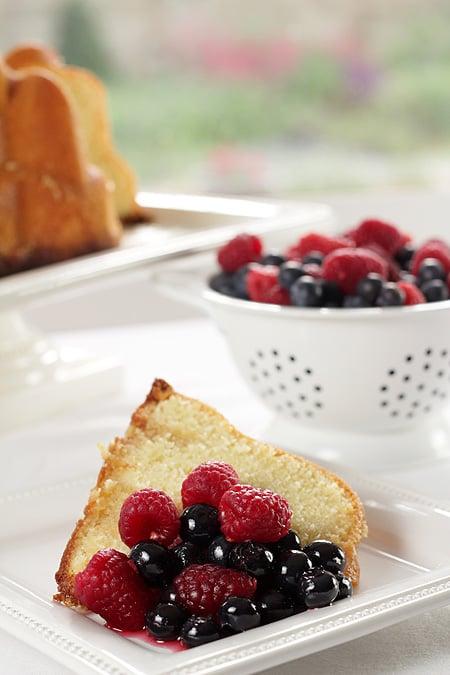 Limoncello Cream Cheese Pound Cake Creative Culinary