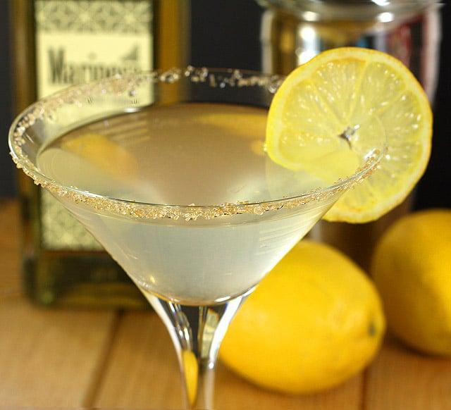 Mariposa Liqueur Cocktail