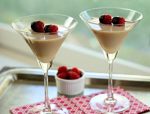 Chocolate Raspberry Martini