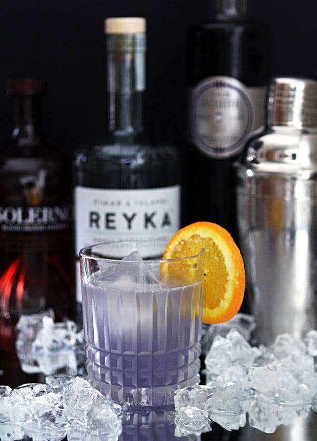 The Midnight Sun Featuring Reyka Vodka