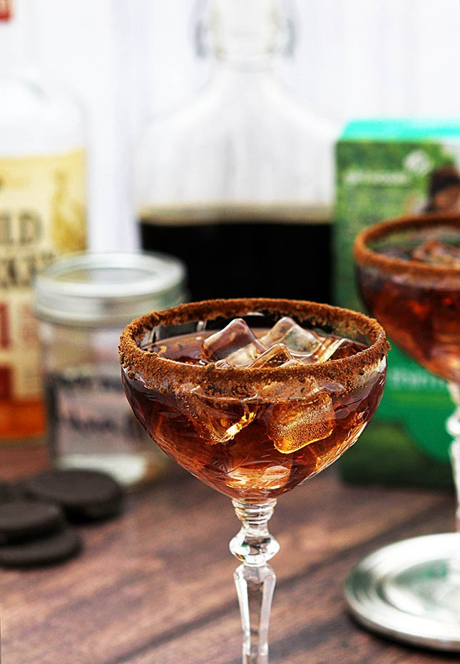 Thin Mint Julep from Creatrive-Culinary