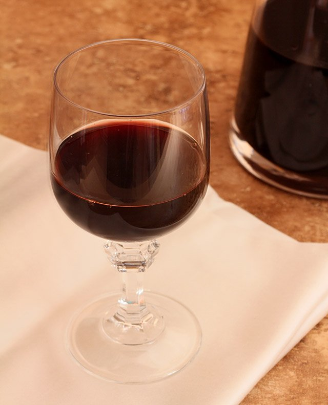 Spiced Red Wine (Ypocras)