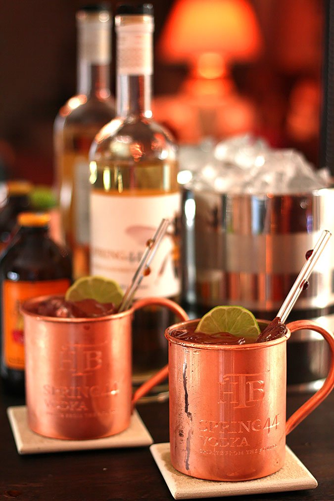 The Moscow Mule