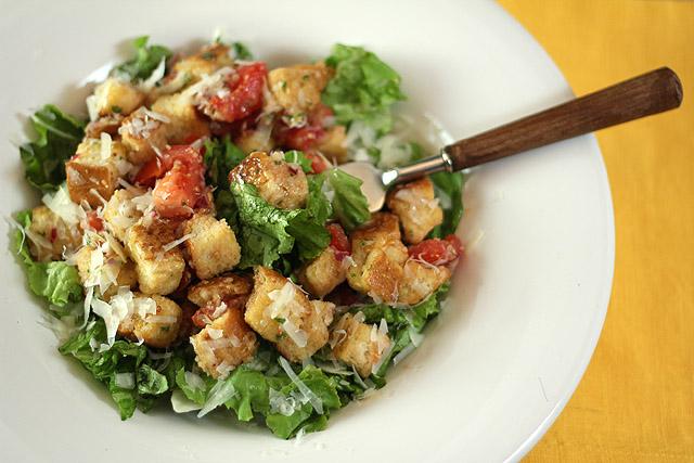 Panzanella - Tomato Bread Salad