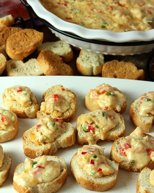 Low Country Shrimp Dip