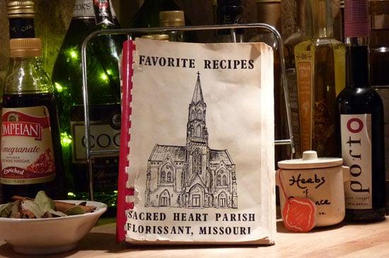 Sacred Heart Cookbook