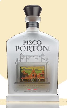 The El Diablo with Porton's Pisco