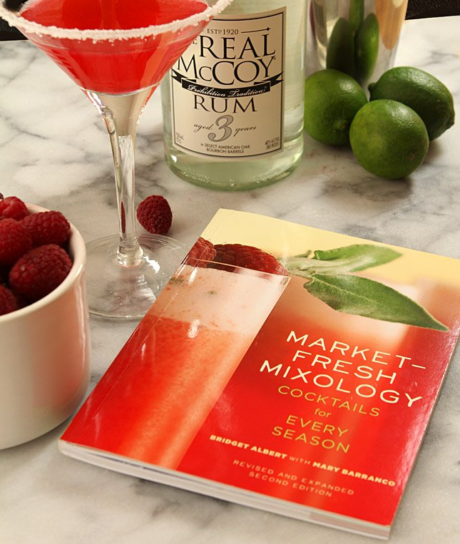 Raspberry Daiquiri | Creative Culinary