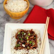 Sesame Chicken – Crockpot Style