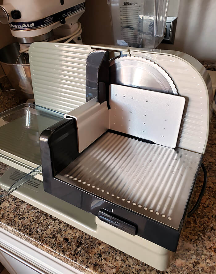 Chef's Choice Food Slicer for Meat and Veggies