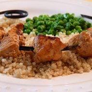Tandoori Chicken with Quinoa