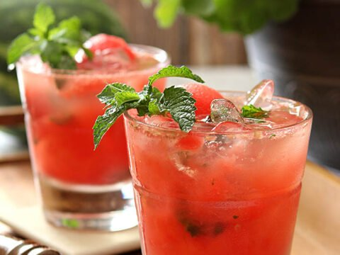 Watermelon Mint Mojito