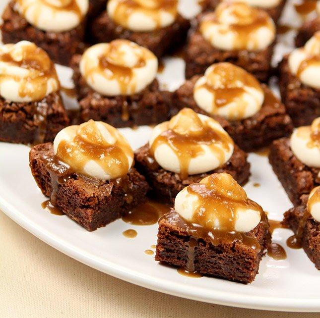 Whiskey Brownies