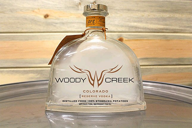 Woody Creek Vodka for Vodka, Limoncello, and Prosecco Sangria with Raspberries