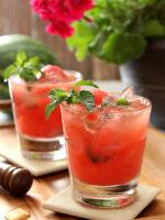 Watermelon Mint Mojito